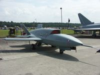 Familien-Tag bei EADS in Manching: UCAV Barracuda