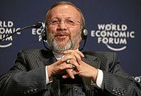 Manouchehr Mottaki Bild: World Economic Forum from Cologny, Switzerland