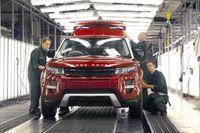 Jaguar Land Rover führt in Halewood die 24-Stunden-Schicht ein