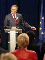 Pál Schmitt, Bild: Európai Bizottság/Dudás Szabolcs