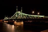 Freiheitsbrücke von Budapest