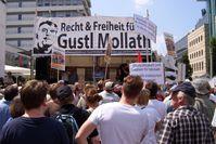 Demonstration am 27. Juli 2013 in Nürnberg