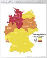 """Grafik: """"obs/BÜRGEL Wirtschaftsinformationen GmbH & Co. KG"""""""