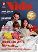 "Cover NIDO Heft 07/2018, EVT 30. November 2018 /  Bild: ""obs/Gruner+Jahr, Nido"""