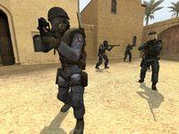 Counter Strike Szene