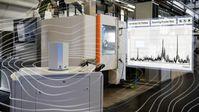 Das Fraunhofer IPT vernetzt mit internationalen Partnern die industrielle Fertigung kabellos mit 5G, um das Potenzial für die industrielle Fertigung zu erproben. Quelle: Foto: Fraunhofer IPT (idw)