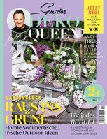 Cover der zweiten Ausgabe GUIDOS DEKO QUEEN Bild: Gruner+Jahr, GUIDOS DEKO QUEEN Fotograf: Gruner+Jahr, GUIDOS DEKO QUEEN