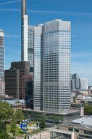Sitz der Europäischen Zentralbank in Frankfurt am Main