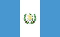 Flagge von Guatemala