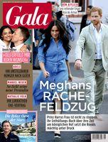 "GALA Cover 21/2020 (EVT: 14. Mai 2020)  Bild: ""obs/Gruner+Jahr, Gala"""