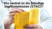 """Bild: Screenshot Video: """" Wie neutral ist die Ständige Impfkommission (STIKO)?"""" (www.kla.tv/19066) / Eigenes Werk"""