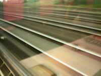 Zugfenster: Werbemedium mit Zukunft?  Bild: pixelio/Ulrike Linnenbrink