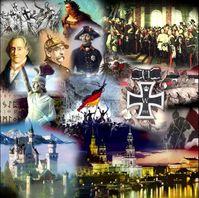 Deutschland: Herkunft: Deus-Land = Gottesland oder Land der Götter