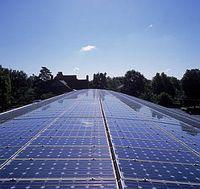 Solarpanels: 44 Prozent Effizienz dank Pentacen. Bild: decodedscience.com
