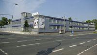 Uvex: Sitz in Fürth an der Würzburger Str.