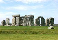 Stonehenge im Juli 2008