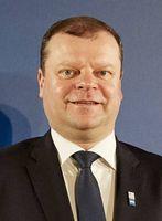 Saulius Skvernelis (2016)