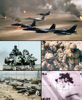 Bilder eines modernen Krieges (Zweiter Golfkrieg)