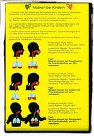 Das Tragen einer Mund-Nasen-Bedeckung ist nachweislich gesundheitschädlich - ganz besonders stark für Kinder (Symbolbild)