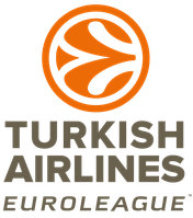 EuroLeague Basketball Logo