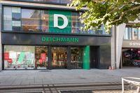 Deichmann-Filiale in Frankfurt