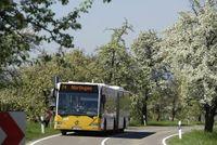 Mercedes-Benz Stadtbus Citaro G der Stuttgarter Straßenbahn AG im Einsatz mit NExBTL