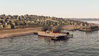 Die Katastrophe im Hafen von Halifax hat sich ins kollektive Gedächtnis der Kanadier eingebrannt. /  Bild: ZDF Fotograf: ZDF/CBC Stock