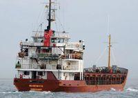 Die Blue Sky M ist ein unter der Flagge von Moldawien fahrendes Küstenmotorschiff, das Schlagzeilen machte, nachdem er Ende Dezember 2014 mit mehreren hundert überwiegend syrischen Flüchtlingen aber ohne Mannschaft vor der italienischen Küste trieb.