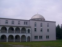 Die Vatan-Moschee in Bielefeld