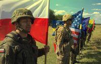 Polen: In der völkerrechtlichen Klemme. Sichern nur noch die USA ihnen besetzte Gebiete zu? (Symbolbild)