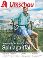 "Titelbild Apotheken Umschau A September 2018 Bild: ""obs/Wort & Bild Verlag - Apotheken Umschau"""