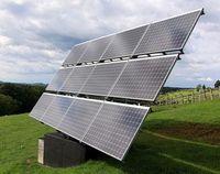 Solarzellen: Graphen-Rüstung verbessert Leistung.