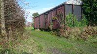 Der Schienengüterverkehr mit Güterwagons wurde seit der Privatisierung der Bahn schrittweise abgebaut und auf die Straße verlagert (Symbolbild)