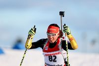 Biathlon: IBU World Cup Biathlon - Oslo (NOR) - 27.02.2013 - 03.03.2013 Bild: DSV
