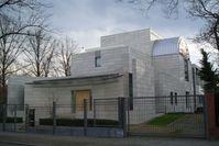 Botschaft der Islamischen Republik Iran, Podbielskiallee 65-67, Berlin-Dahlem