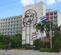 Innenministerium in Havanna: Kuba baut WLAN aus. Bild: pixelio.de, Anne Stahnke