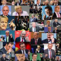 Politiker sind immer öfters erschrocken von Aggressivität von anderen gegen sich selbst - Kann es da blausible Gründe dafür geben? (Symbolbild)
