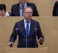 Stephan Weil im Bundesrat, 2019