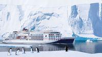 """Die Flotte der Hapag-Lloyd Cruises erhält weiteren Zuwachs im Expeditionssegment. Das neue Expeditionsschiff wird HANSEATIC spirit heißen. Bild: """"obs/Hapag-Lloyd Cruises"""""""