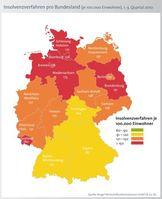 Bild: obs/BÜRGEL Wirtschaftsinformationen GmbH & Co. KG