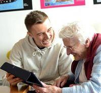 Demenz-App: Diese hilft Erkrankten beim Erinnern.