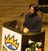Pankaj Mishra – Dankesrede anlässlich der Verleihung des Leipziger Buchpreises zur Europäischen Verständigung 2014