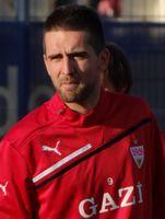 Neuzugang 2012: Ibisevic bei seinem ersten VfB-Training.
