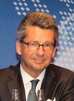 Ulrich Grillo, BDI-Präsident, Berlin 2013