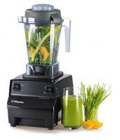 "Grüne Smoothies im Vitamix. Bild: ""obs/Perfekte Gesundheit Shop / Simon Bodzioch e.K./Keimling Naturkost / Vitamix"""