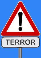 Achtung Terror!  (Symbolbild)