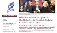 Deutscher Koordinierungsrat der Gesellschaften für Christlich-Jüdische Zusammenarbeit (DKR)