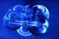 Blu-ray-Discs: beste Konsistenz für Solarzellen. Bild: pixelio.de/M. Kessler