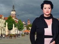 """AfD-Landtagsabgeordnete Birgit Bessin in Cottbus Bild: """"obs/AfD-Fraktion im Brandenburgischen Landtag/AfD-Fraktion / pixabay.com"""""""