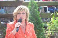 Mary Roos auf dem Bierer-Berg-Fest in Schönebeck (Elbe) am 19. August 2007